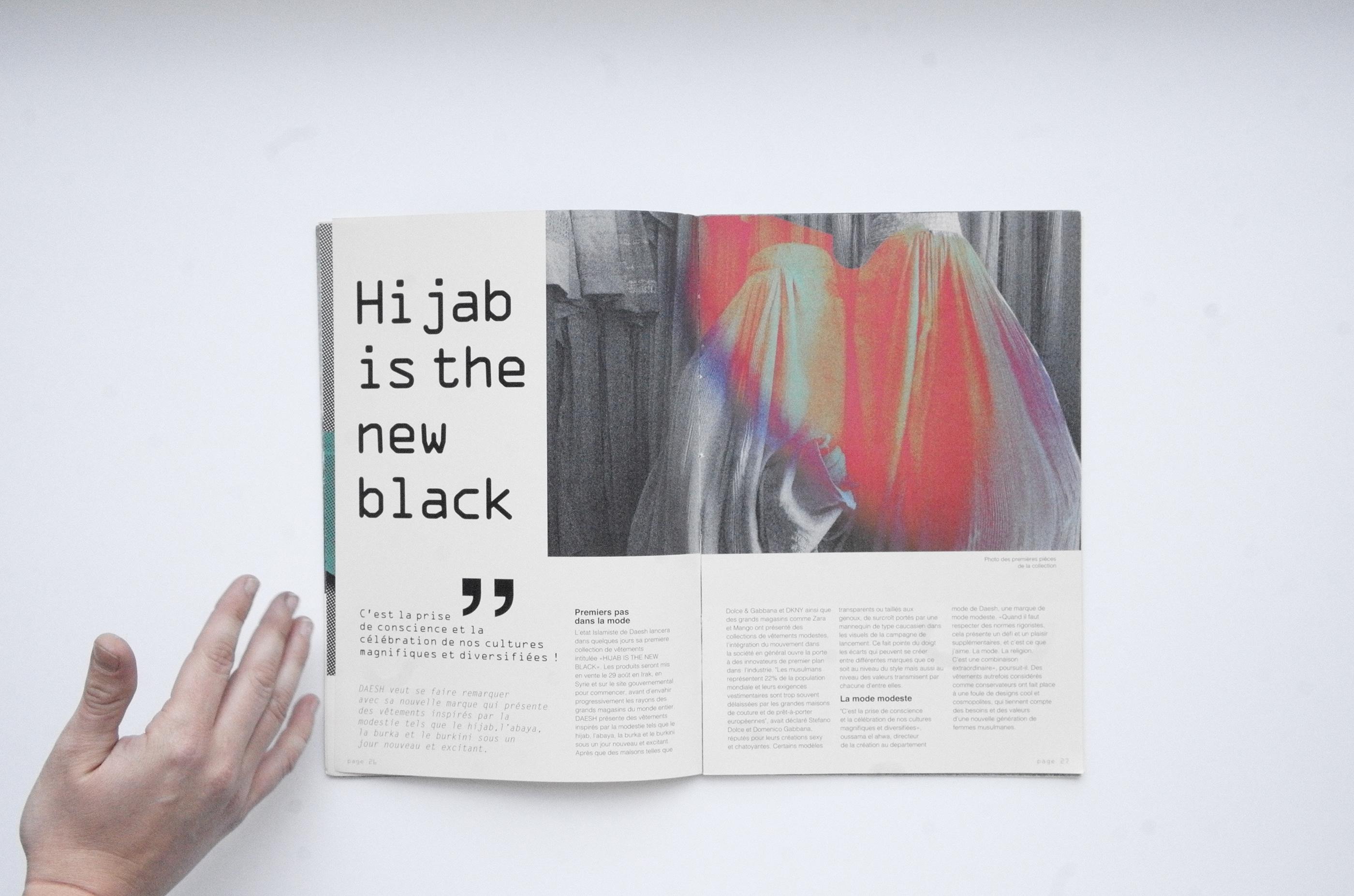 Infaux Magazine - Paris